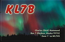 KL7B my ham radio page at QSL.NET!